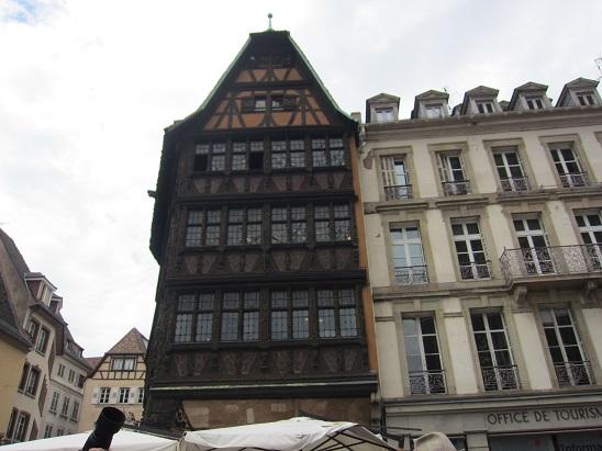 木組みの家 2