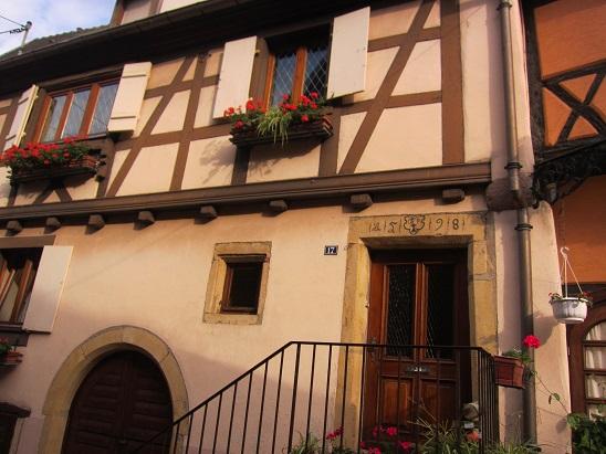 1598年とある古家