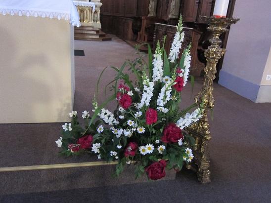 祭壇の花 2