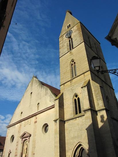 小さい礼拝堂