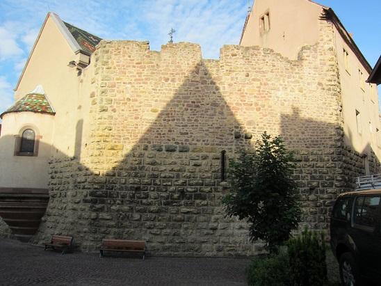 城壁の名残 1