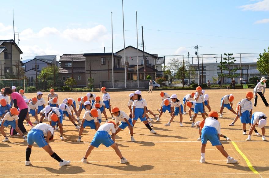 マラソン大会 (1)