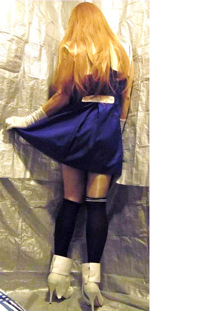 青ドレスア06