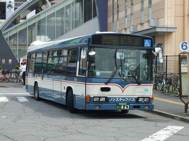 市バスHR 15