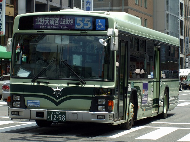 アオシマ市バス11