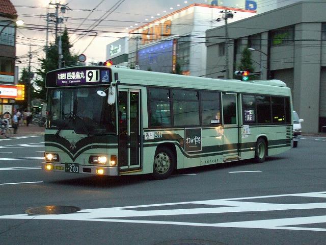 市バス08
