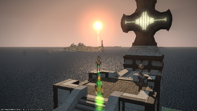 造船所の夕日 (640x360)