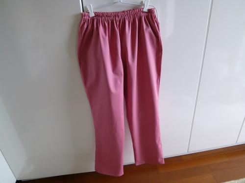 ピンクのパンツ1