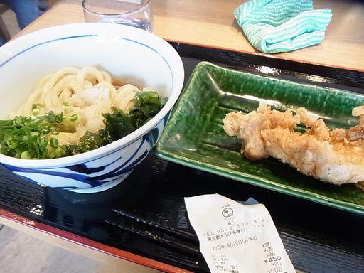 2013_04_29讃岐うどん原八 (6)