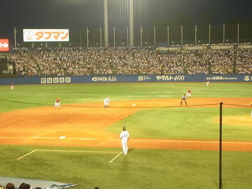 20130712神宮球場野球 (4)