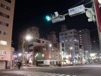 マルムラ@木場・20140204・交差点