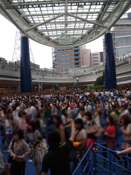 nagoya venue oasis21