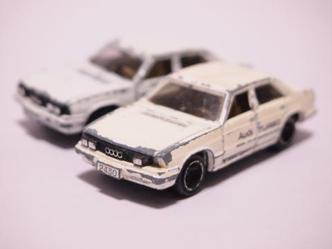 トミカ アウディ5000ターボ