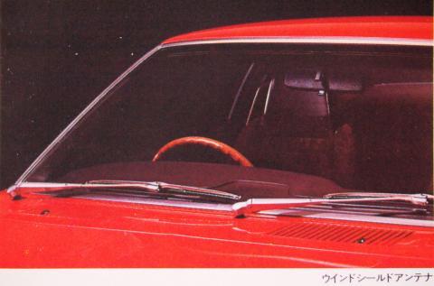 77年5月 コスモAP 装備