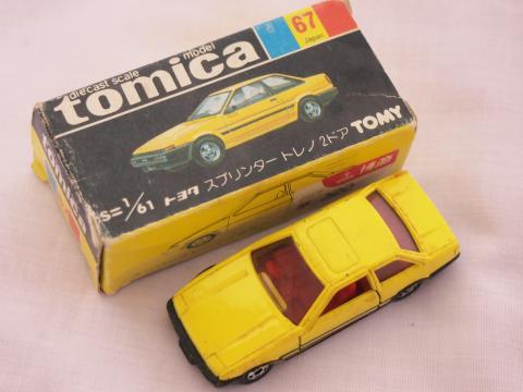 トミカ 86トレノ