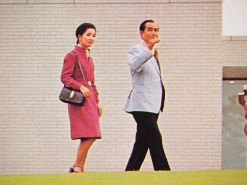 76年11月 クラウン 山村聰 吉永小百合