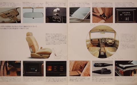 76年11月 クラウン 装備