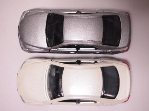 トミカ トヨタマークX GRX120 130