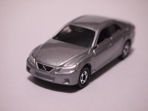 トミカ トヨタマークX GRX130