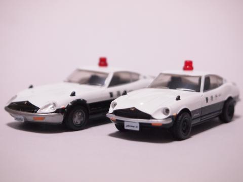 タカラトミー フェアレディZ432 240ZG パトカー