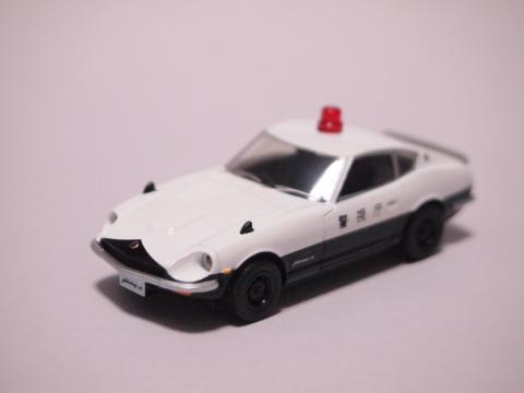 タカラトミー フェアレディZ432 パトカー