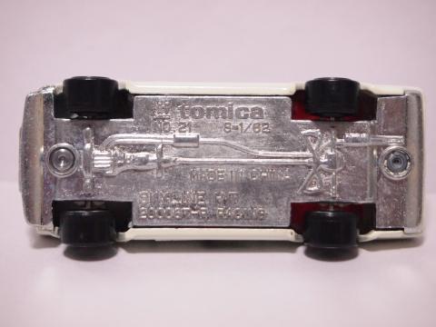 トミカ スカイラインHT 2000GT-Rレーシング