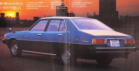 79年3月 Σエテルナ 1600SLスーパー