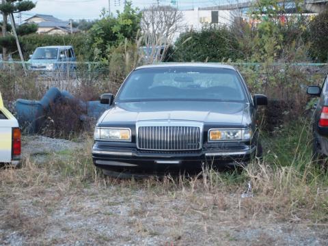リンカーンタウンカー