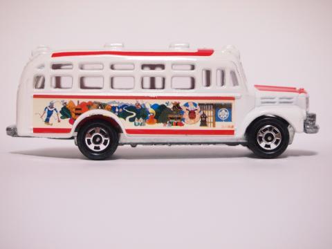 トミカ いすゞボンネットバス