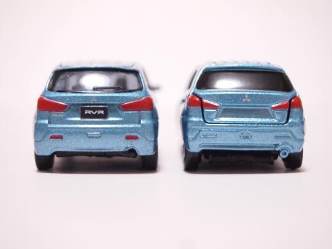三菱 トミカ RVR