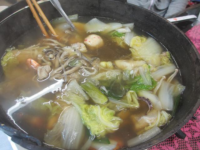 グレースの鍋
