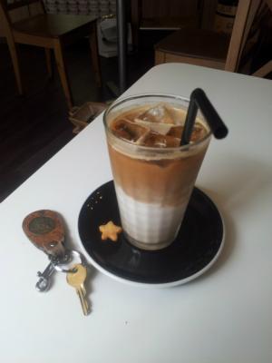 アイスコーヒー注文
