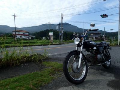 筑波山をバックに。。。