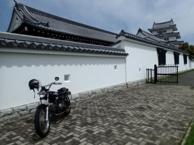 関宿城にて