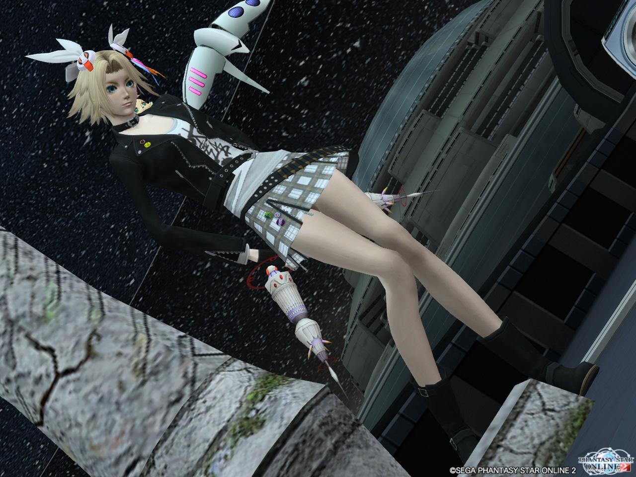 ビビッドパンキッシュ雪/F(みら)