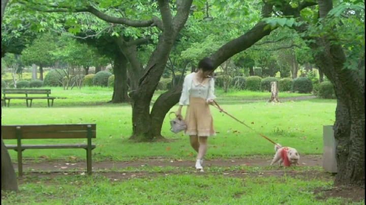 【がきんちょ…】コモモ(美山加恋)のキスシーン!コモモの胸の膨らみ