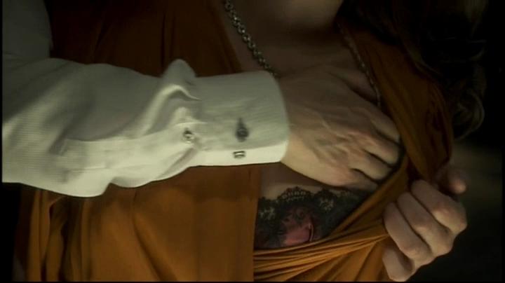 【ゴーバスターズ】エスケイプ(水崎綾女)【ユダ】で濡れ場披露!1胸に手を入れられ