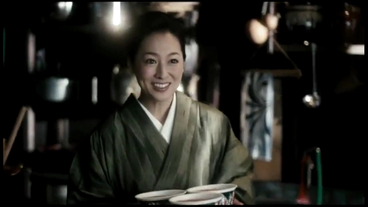 【メビウス】ミサキ女史どん兵衛CM第11弾に登場!「こだわりましたもんね(笑)」