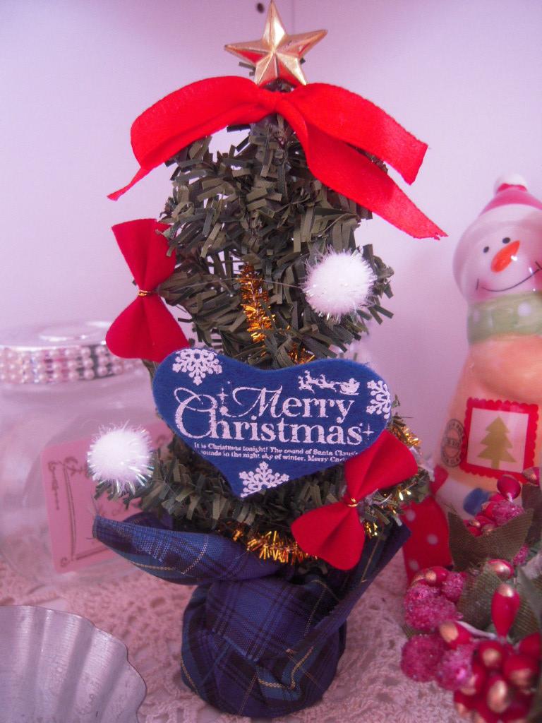 セリア☆ クリスマスツリー☆1