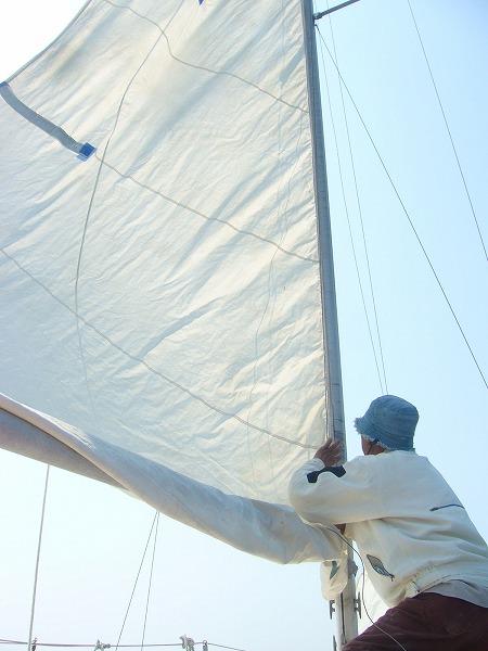 ヨットの先生1