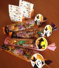 004ハロウィンお菓子