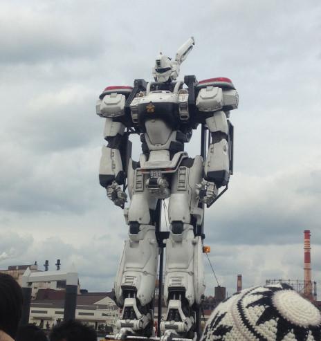 篠原重工98式AV‐イングラム (2)