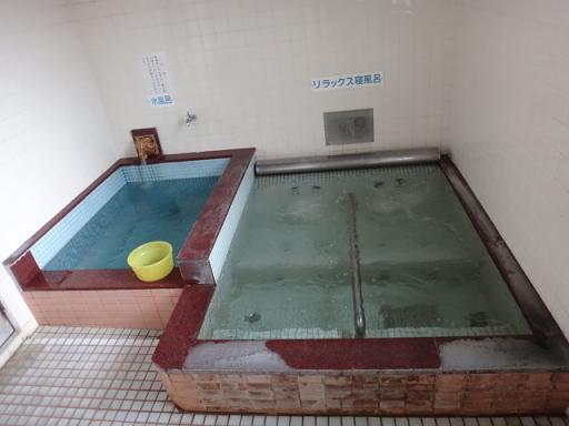 寝湯&水風呂