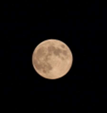 13年9月19日満月