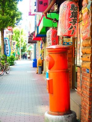 大阪にも駄菓子バーはありますが歓楽街で近寄りがたい場所なのです。こんな所ならぜひ入ってみたい。又の機会にはぜひ!