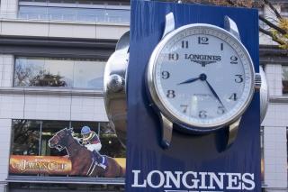 LONGINES社のタイアップ