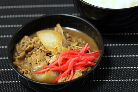 牛丼弁当5