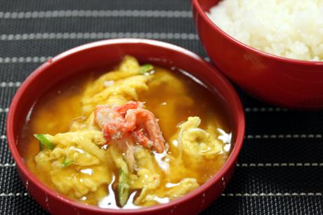 カニ玉丼弁当