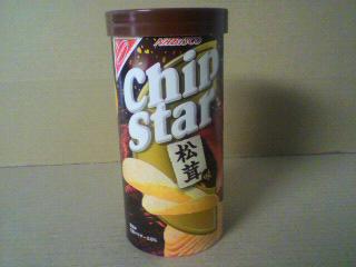 ナビスコ「チップスター 松茸味」
