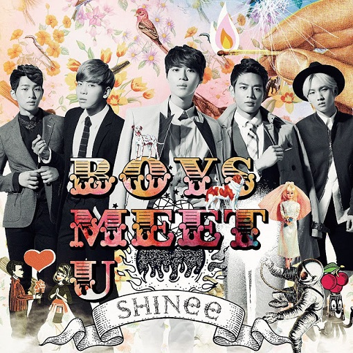 shinee boys meet u teaser photo june 2013